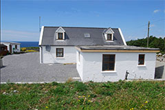 Unser Apartment in Fanore